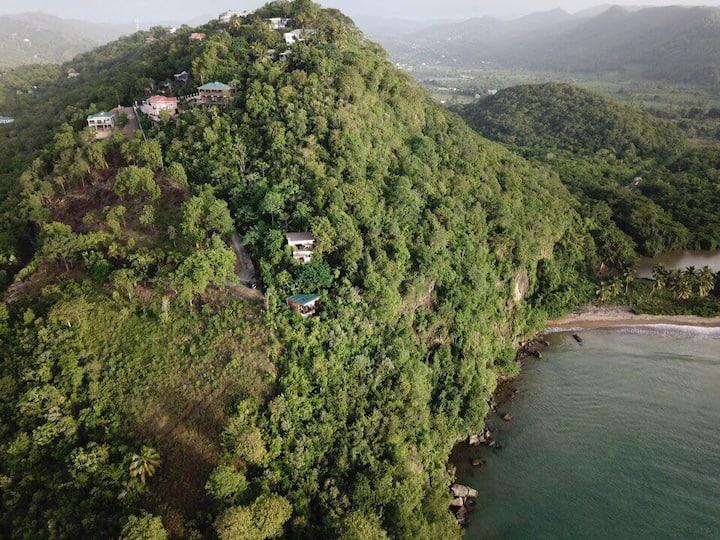 Treehouse Marigot Bay - Hummingbird Hangout