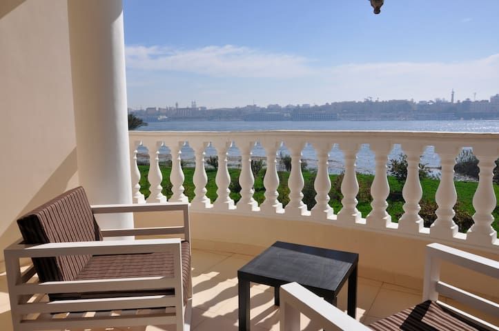 Luxery with Nile & temple views #6 - Luxor - Apartmen