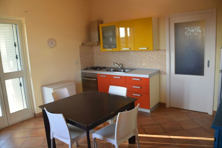 Appartamento sul mare di San Leone ad Agrigento - San Leone - Apartemen