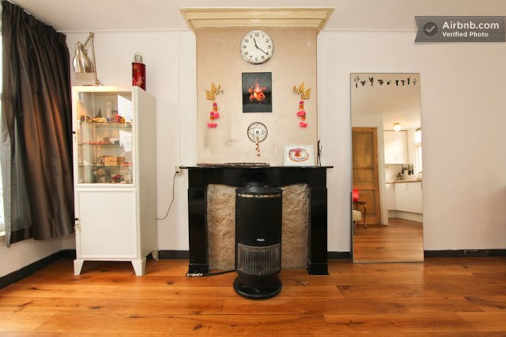 Comfy gas heater