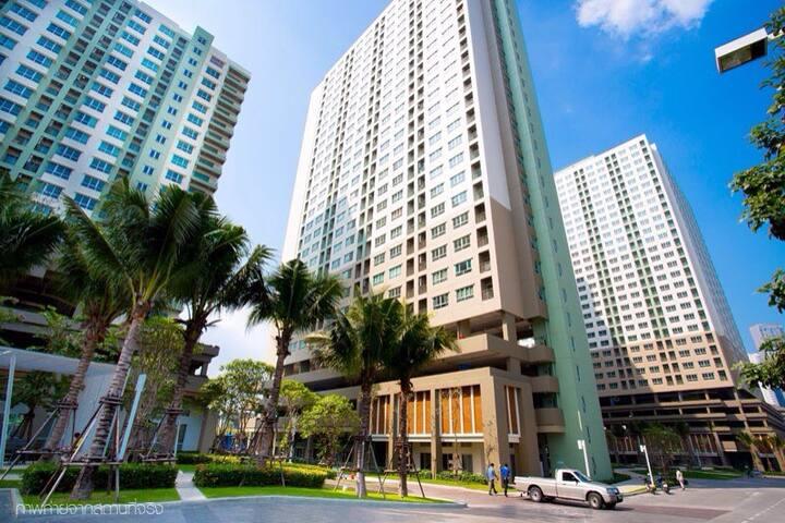 LUMPINI VILLE  NAKLUA- WONGAMAT - Muang Pattaya - Appartement