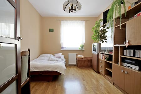 Welcome to our guest room in Lodz!! - Łódź - Wohnung