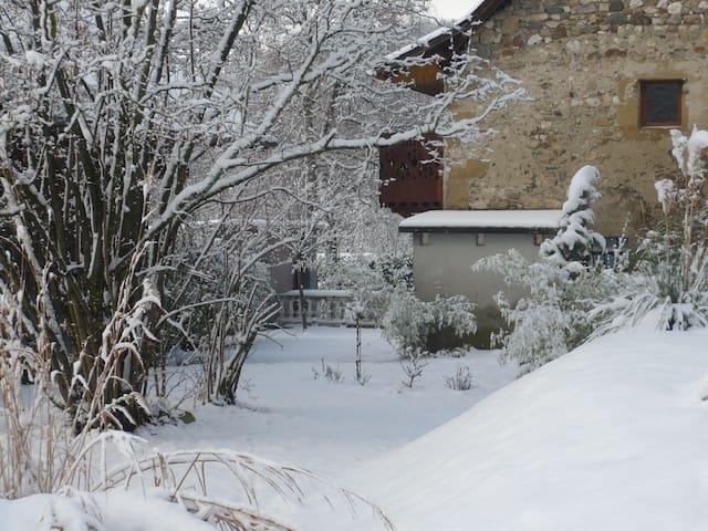 Gîte De Charme 15Km D'Annecy 4 Pers.