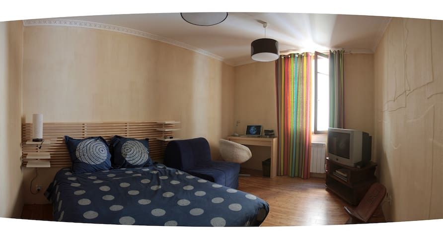 Apartment in ecological materials - Lodève - Appartamento