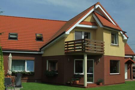 Apartament w Domu Atalia w Łebie - Leba