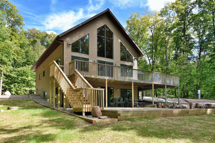 Namakabin ~ Cable, Wisconsin - Hosted by North Country Vacation Rentals