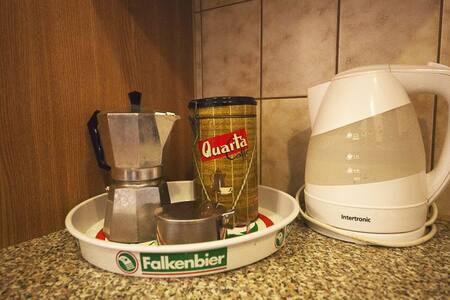 Coffee maker turkish mantech