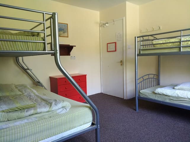Private 4-bed Room at Dempsey's Hostel Kinsale