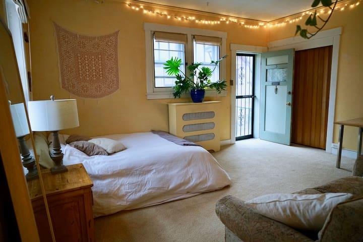 Charming Studio Apt. in Historic Brick House - Denver - Appartamento
