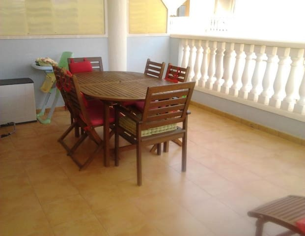 Apartment in Moncofar Beach, quiet  - Grao de Moncofa - Leilighet