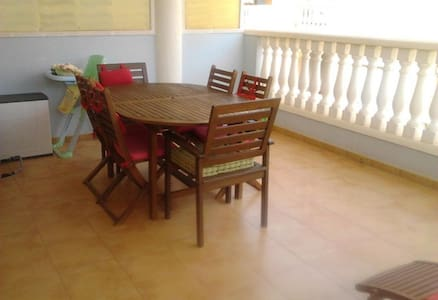 Apartment in Moncofar Beach, quiet  - Grao de Moncofa - Huoneisto