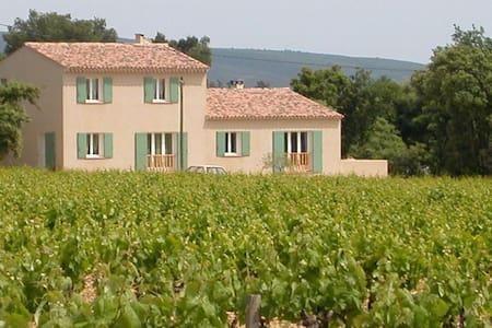 Villa en provence - La Motte-d'aigues