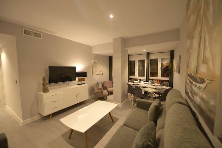 Apartamento VICTORIA Avda principal - Cádiz - Lägenhet