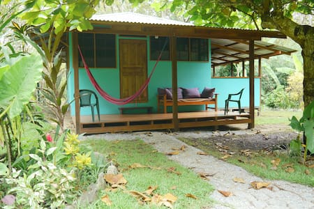 ShantiWasi Jungle/Carbonera Beach Cabin - CasaLapa - Matapalo