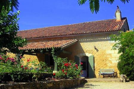 """""""la Martinette"""" piscine privée - Villamblard - Haus"""