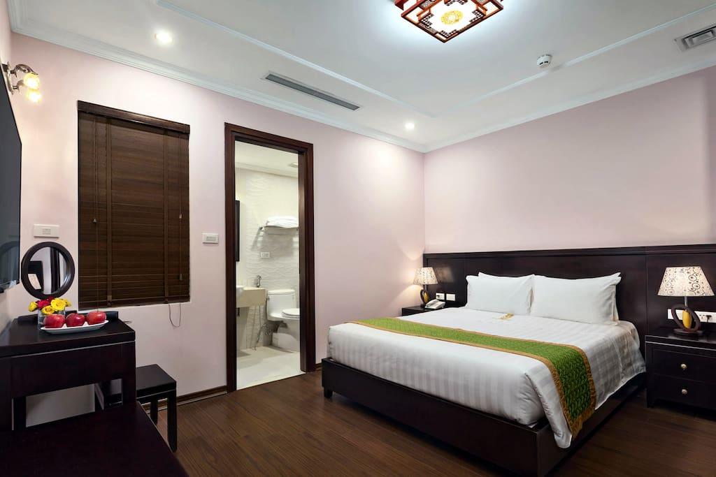 Bed room Deluxe