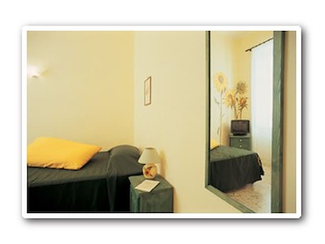 Sunflower room € 30 one person