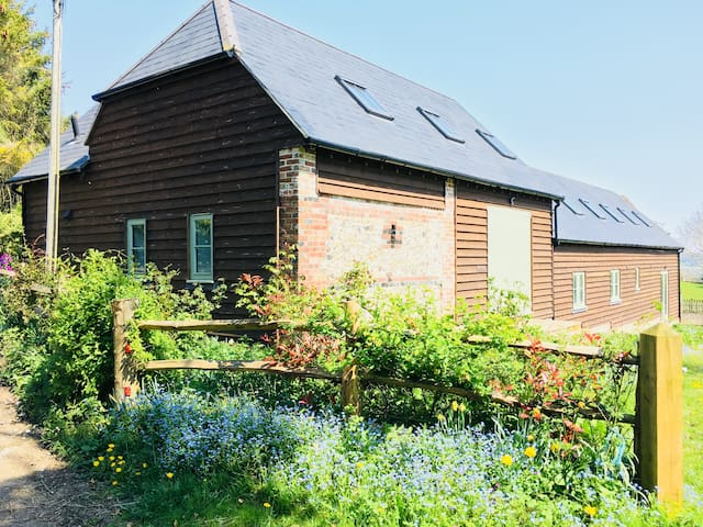 B&B Room Converted Barn In The Elham Valley