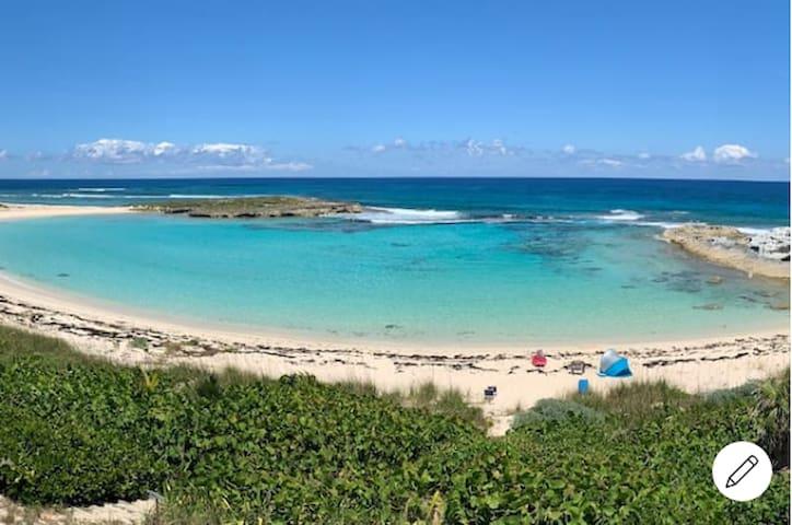 wilk cay Bahamas Home Oceanside 2 bedrooms