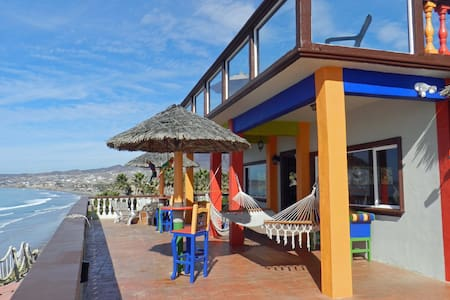 OCEANFRONTRM#3, 33MI SO SAN DIEGO   - Primo Tapia - Bed & Breakfast