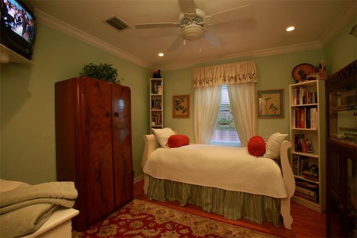 Private Green Room in Ft. Laud. - Fort Lauderdale - Bed & Breakfast