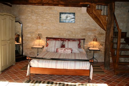 La Laugérie, independent B&B duplex - Granges-d'Ans - Bed & Breakfast