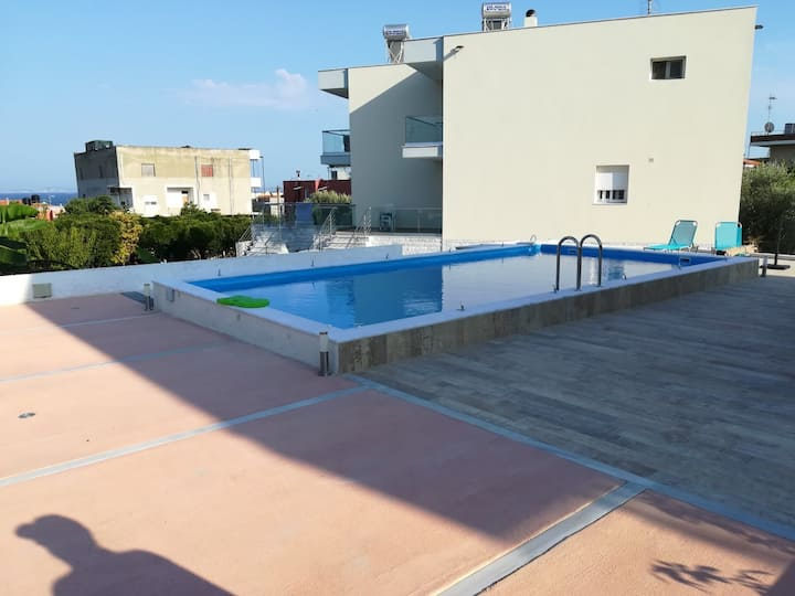 NEW Lily's maisonette  from 50 eur 4 persons a day