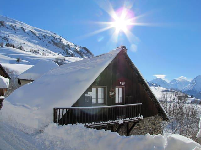Chalet L'Aurelie, Ski & Cycling holidays for 6 - Villard-Reculas - Chalet