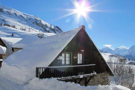 Chalet L'Aurelie, Ski & Cycling holidays for 6 - Villard-Reculas - Faház