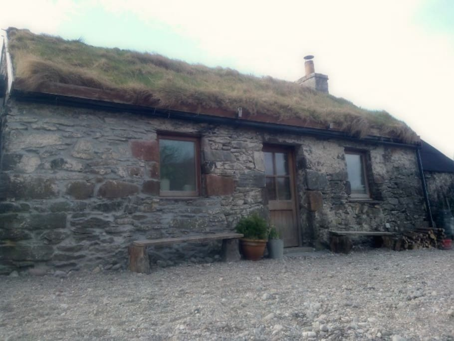 The Crofting Cottage, Lismore