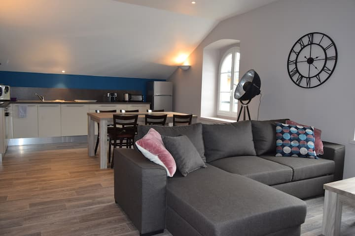 Appartement coeur du village 4