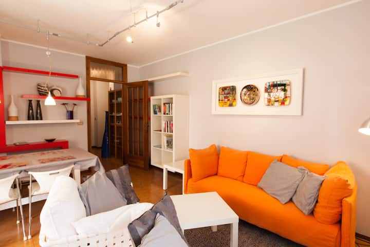 Accogliente appartamento per due in esclusiva