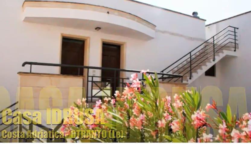 Home Idrusa_Adriatic Cost_Otranto
