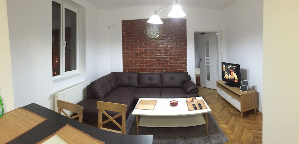 Sunny and cosy central apartment - București - Apartment