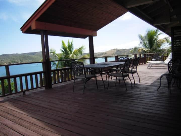Relax at Green Villas Seabird