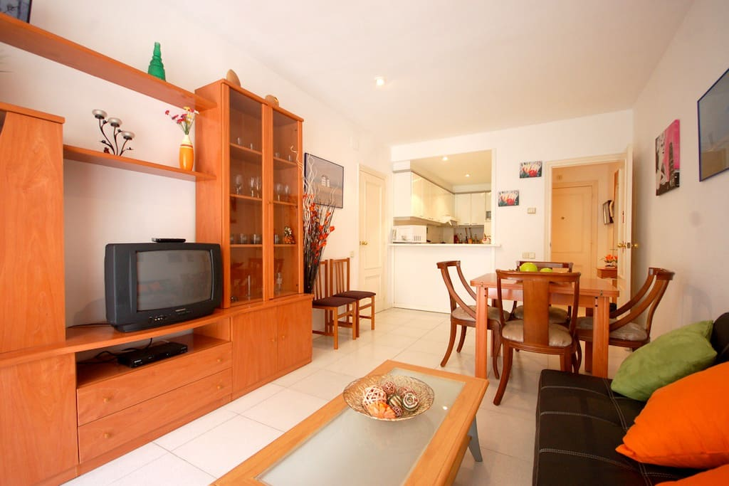 Nice and comfortable living room
