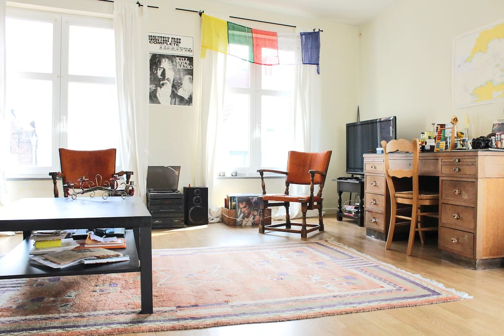 cozy two floor flat near city park wohnungen zur miete in br gge fl mische region belgien. Black Bedroom Furniture Sets. Home Design Ideas