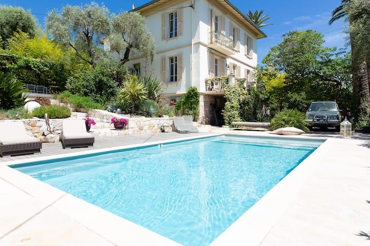 Villa Beau Site Charme Détente Proche commodités