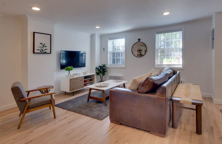 Spacious/New 2BR Garden Apt in Boerum Hill