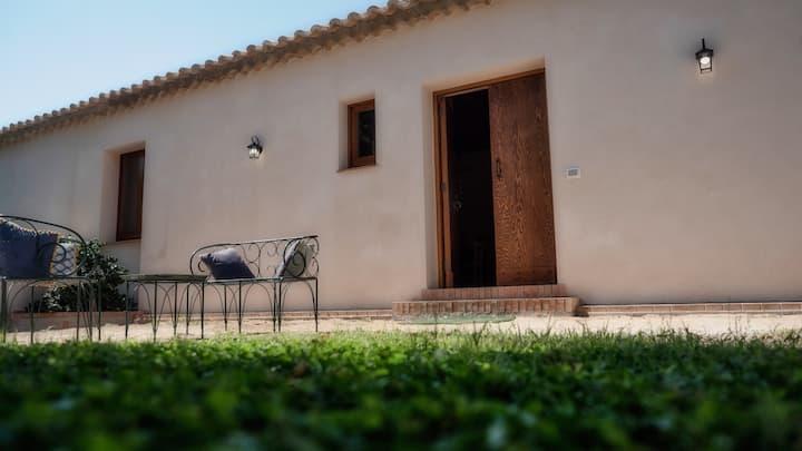 La Casa del Carrubo di Borgo Carbone