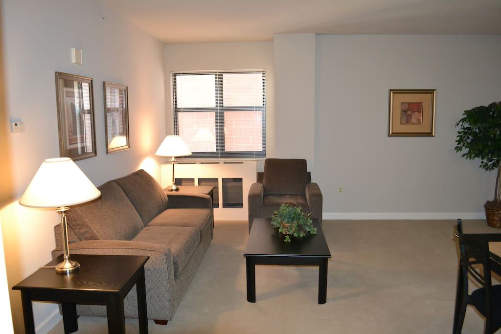 Baltimore Corporate Apartment with Everything you need