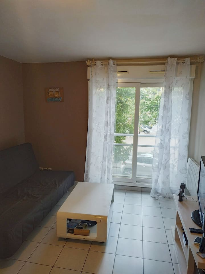 Superbe appartement à 5 minutes du centre d'Aix
