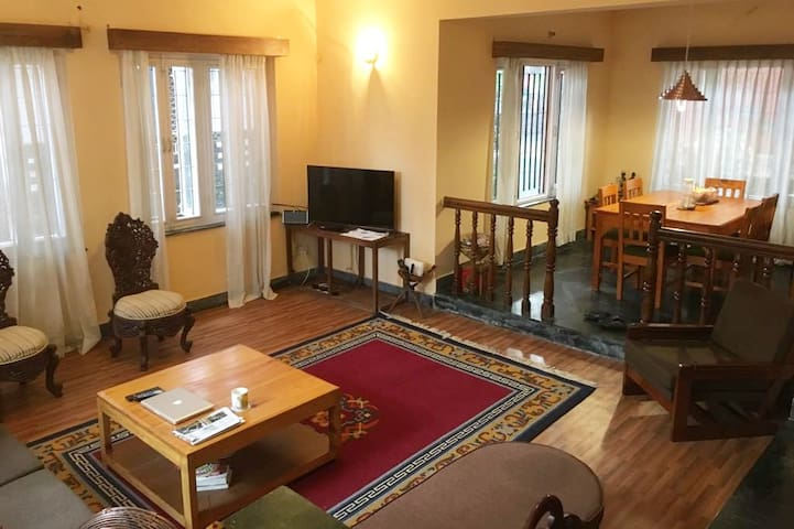 Comfortable Private Room in Baluwatar
