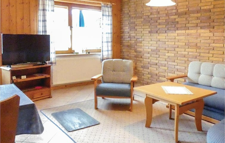 Amazing home in Gräfendorf with WiFi, 2 Bedrooms and Indoor swimming pool
