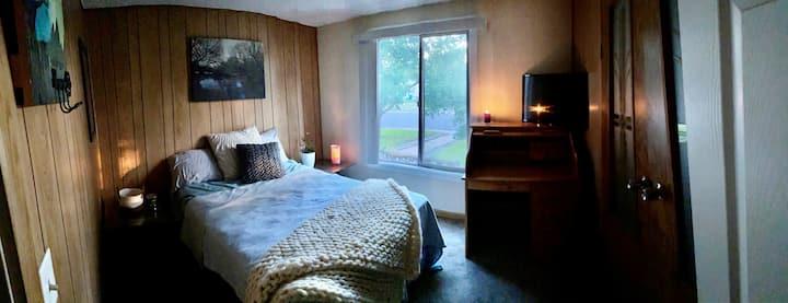Quaint peaceful home/code entry