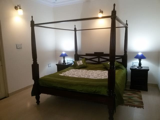 A beautiful room to relax and explore Jodhpur from - Jodhpur - Rumah