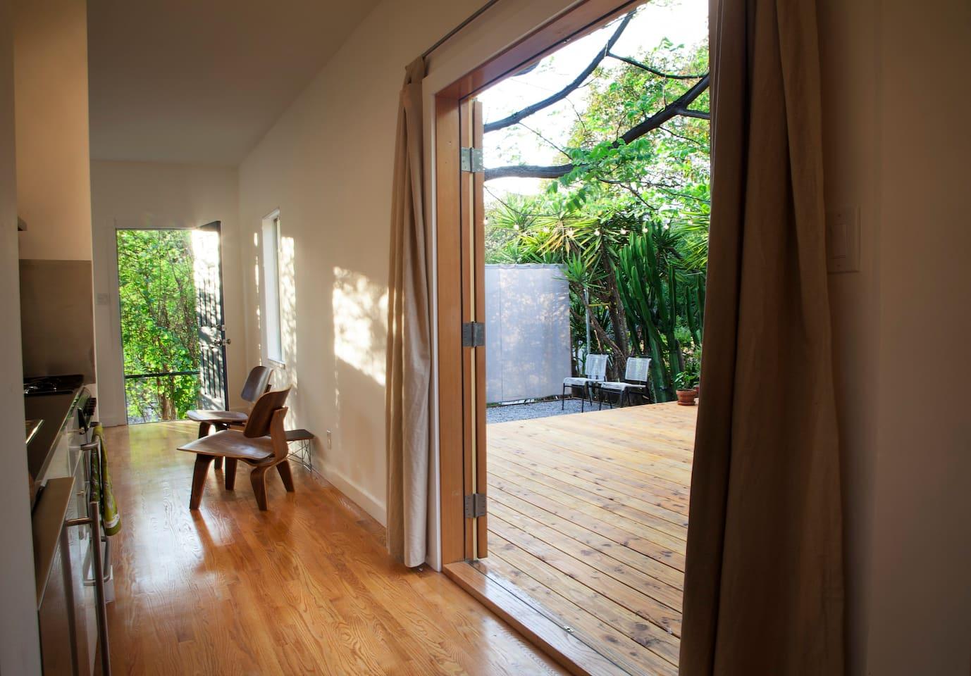 Breezy Private Getaway in Echo Park - Gästehäuser zur Miete in Los ...