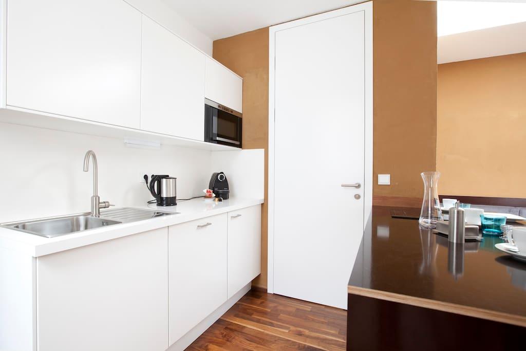 ORGANIC CITY LOFT 2 Wienerzimmer - 빈(Vienna)의 아파트에서 살아보기, Vienna ...