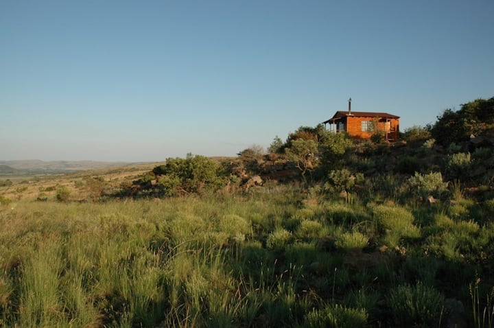 Veldflora Country Cottages-Hoopoe Cottage