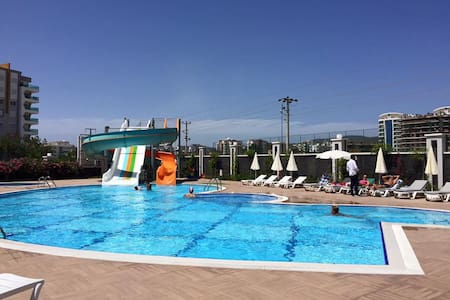 Emerald Towers comfortable apartment for 5 guests - Alanya - Huoneisto